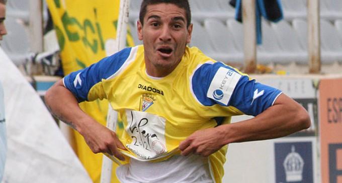 Borja Rubiato es nuevo delantero del Mensajero